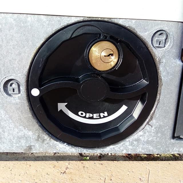 Замена разблокировки привода откатных ворот FAAC 741
