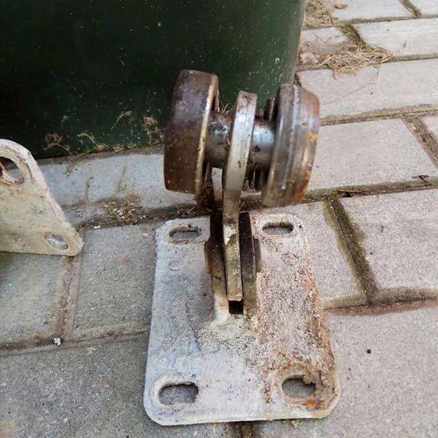 Заменим устаревшую роликовую станцию с изношенным подшипником или механическим повреждением